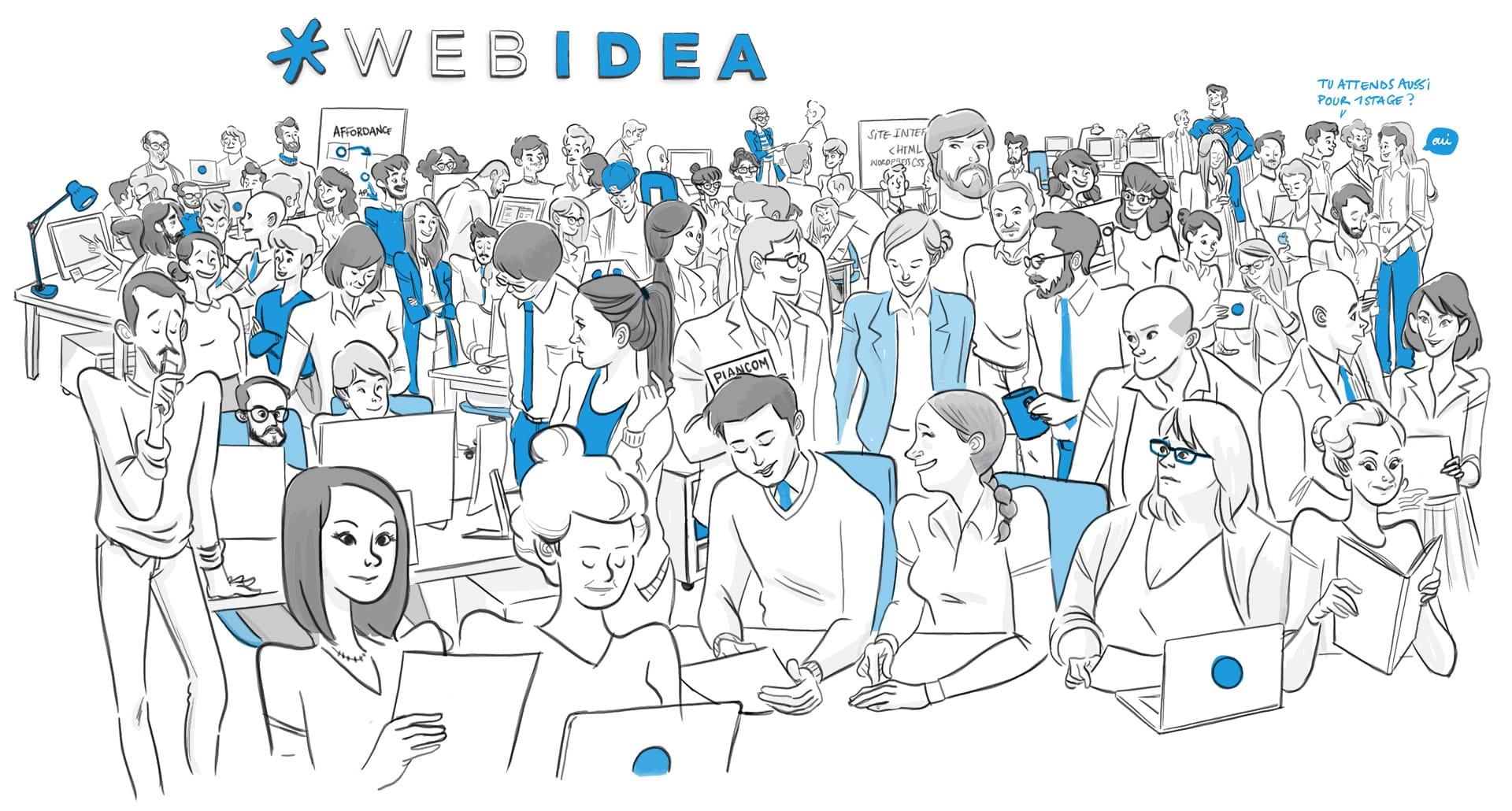 Équipe WEB IDEA